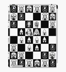 Lord of the chess iPad Case/Skin