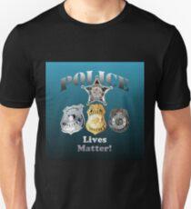 Police Lives Matter Unisex T-Shirt