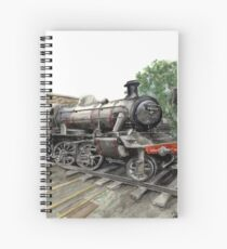 Loughborough Train Station  Spiral Notebook