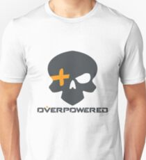 Overpowered Mccree High Noon Unisex T-Shirt