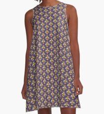 LSU TIGER A-Linien Kleid