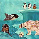 Arctic Wonderland by Janet Antepara