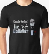 Claudio Ranieri The Godfather T-Shirt