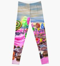 Pink Candyland Leggings