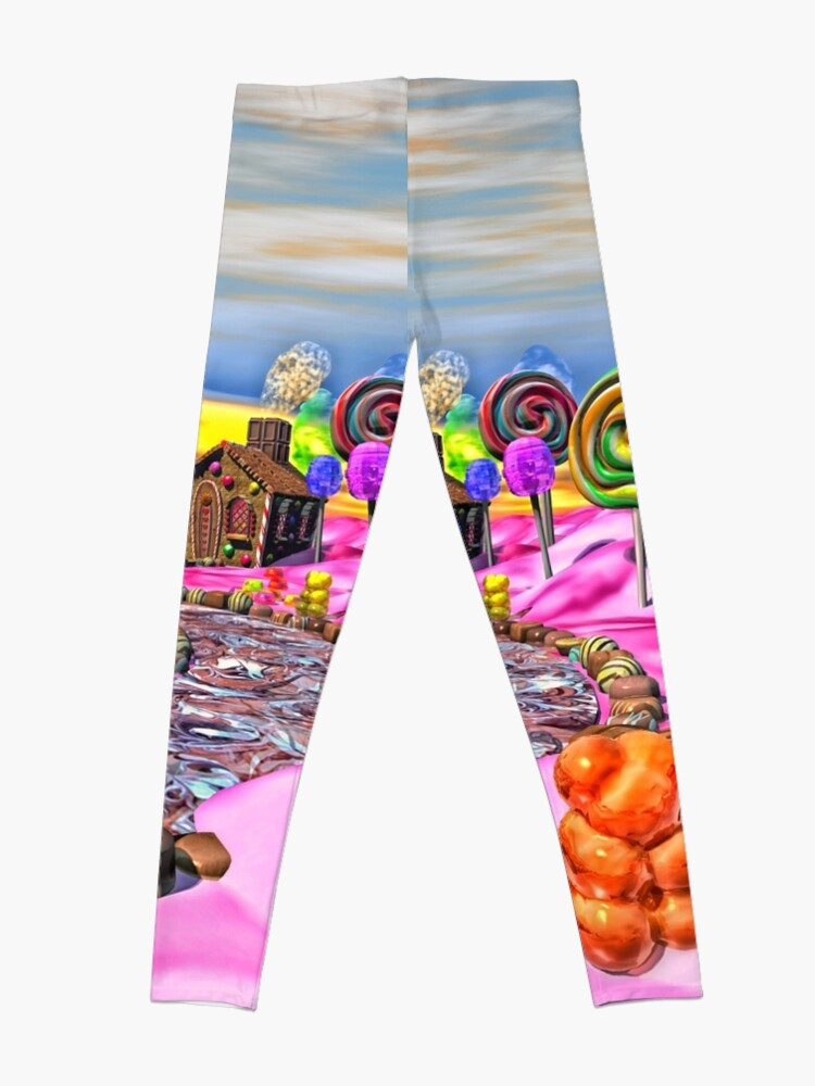 Alternate view of Pink Candyland Leggings