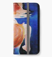 ABOVE OR BELOW iPhone Wallet/Case/Skin