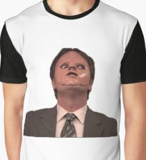 Dwight the office  Graphic T-Shirt