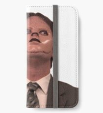 Vinilo o funda para iPhone Dwight la oficina