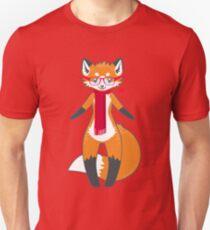 Nerdy Knitwear FOX Unisex T-Shirt