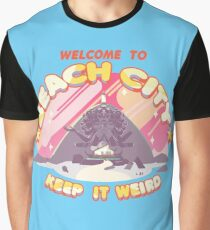 Welcome to Beach City Graphic T-Shirt