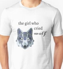 girl who cried wolf T-Shirt