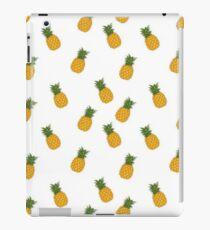Cute pineapple patterns  iPad Case/Skin