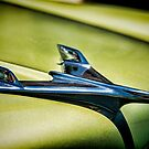 Classic Chevy Hood Ornament by Bobby Deal