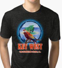 Key West Summer Tri-blend T-Shirt
