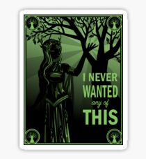 Keyleth's Confession Sticker