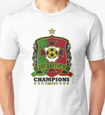 Portugal Champions Europe T-Shirt