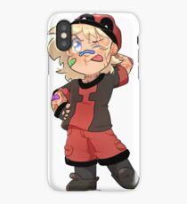 Little Hero-Wade iPhone Case/Skin