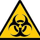 Biohazard - bichrome yellow/black by Bela-Manson