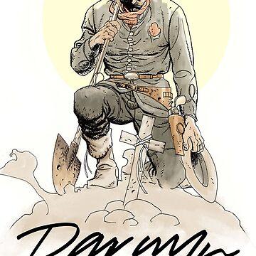 Darwyn Cooke, RIP by Tomreagan
