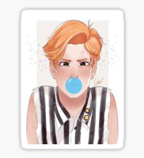 Jimin - Now3 Sticker