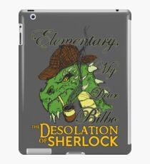 The Desolation of Sherlock iPad Case/Skin