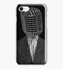 Uncle Mic One iPhone Case/Skin