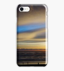 Cape Lookout at Sunset #4 iPhone Case/Skin