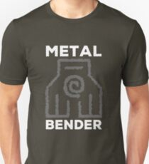 Metal Bender and Proud T-Shirt
