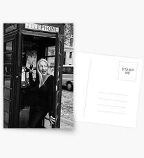 Feminin[c]ity - London Postcards