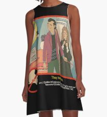 "Venkman - ""They hate this."" A-Line Dress"