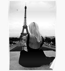 Feminin[c]ity - Paris Poster