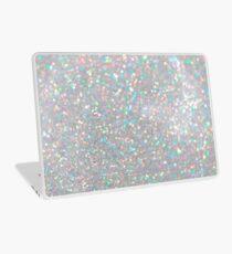 Plastic Glitter Laptop Skin