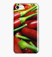 Not So Chilli In Here iPhone Case/Skin