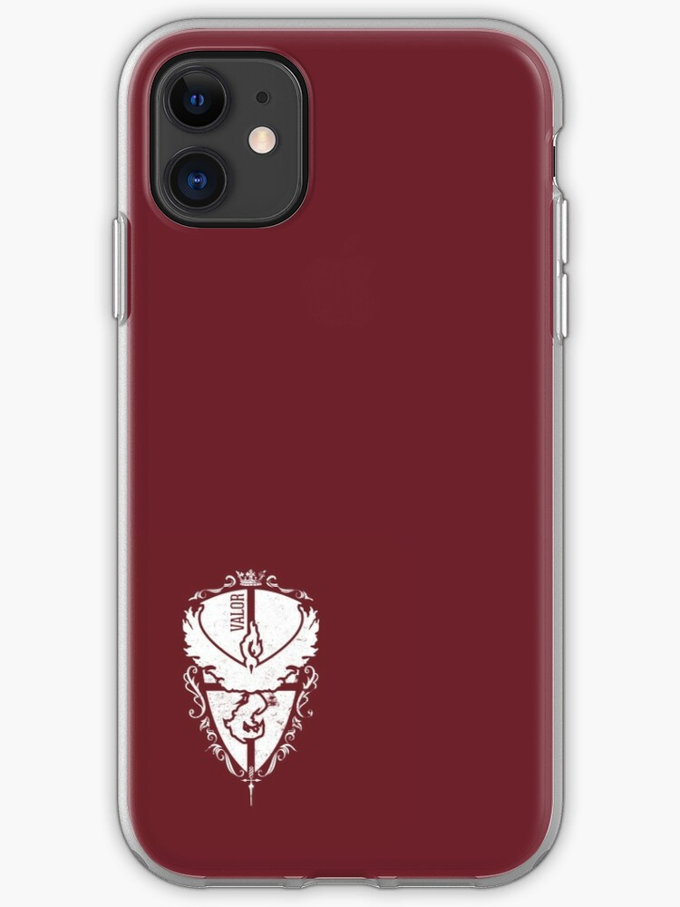 Pokemon Go Team Valor iphone case