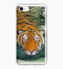 Tiger Waters iPhone Case/Skin