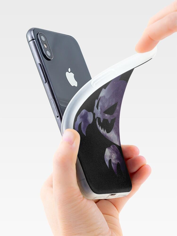 Alternative Ansicht von Haunter iPhone-Hülle & Cover
