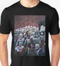 Zombie Horde Unisex T-Shirt
