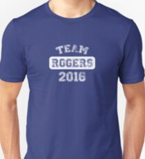 Team Rogers 2016 T-Shirt