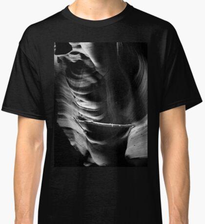 Captured ~ Black & White Classic T-Shirt