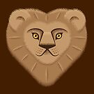 Lion Heart by tom-ellsworth