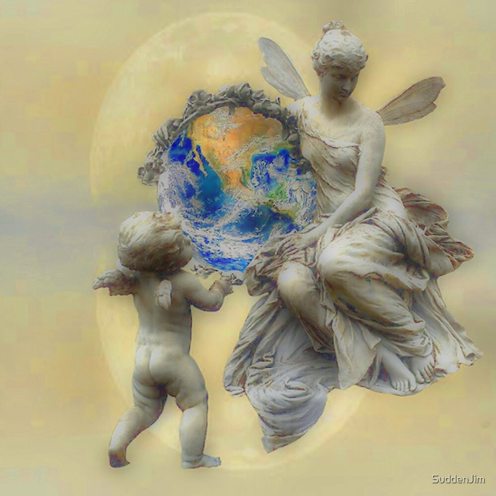 Mother Earth by SuddenJim