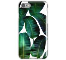 Cosmic Banana Leaves #redbubble #lifestyle iPhone Case/Skin