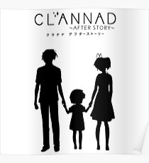 CLANNAD ~After Story~ Poster
