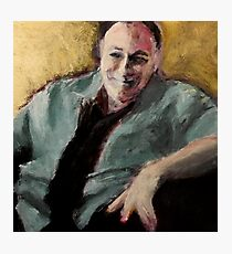 Tony Soprano Photographic Print