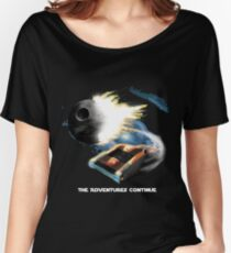 The Adventures Continue Women's Relaxed Fit T-Shirt