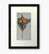 Downing Framed Print