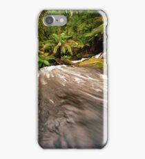 Rainforest Stream, The Otways iPhone Case/Skin