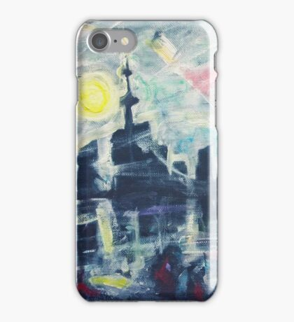 Magical City Evening iPhone Case/Skin