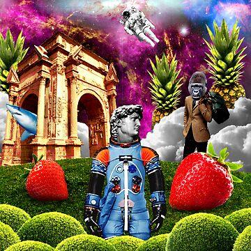 David's garden -- better than Adam's by dogmycat