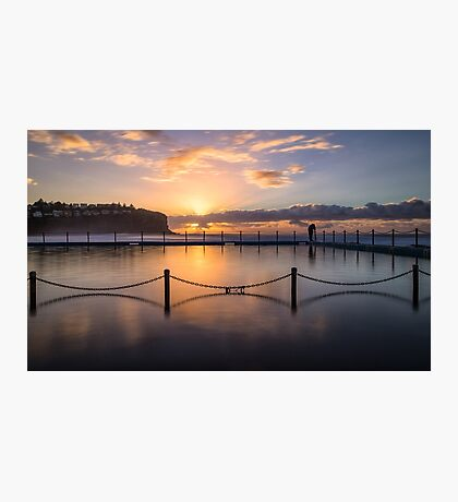 Bilgola Beach Sunrise Photographic Print